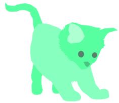katt_turkos